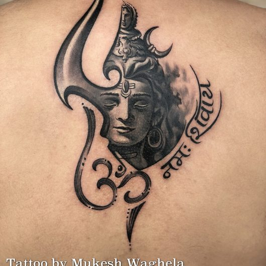 custom tattoo done by mukesh waghela at moksha tattoo studio goa india goa tattoo center. Black Bedroom Furniture Sets. Home Design Ideas